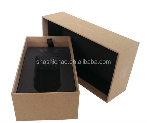 3-layer Custom order gift mailer box supply by shanghai manufacturer