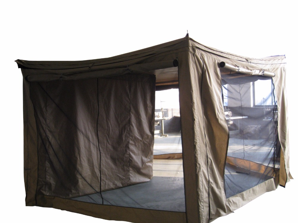 CHANGE ROOM WALL KIT OFF ROAD 4X4 WING AWNING