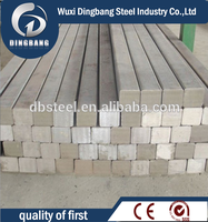 JIS ASTM 316l stainless steel square rod /bar