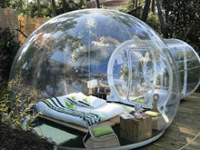 High Quality Outdoor Inflatable Clear Camping Bubble Tent for Sale/Party/Event/Activities S145