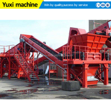 Used tires processing equipment / Tire recycling equipment / waste tire recycling rubber powder machine