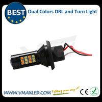 Professional 2835 smd DRL and turn lightwith high quality what does drl light mean