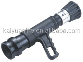 fire fighting cannon auto -Adjust Water Flow Nozzle for fire hose