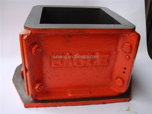 Cast Iron Concrete Cube Mould for Compression Testing Machine ( Four Parts )