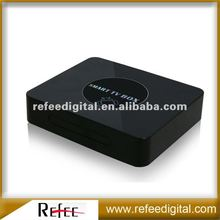 Best Seller Factory Direct Supply A9 3D Wifi Android TV Box Full HD Media Player