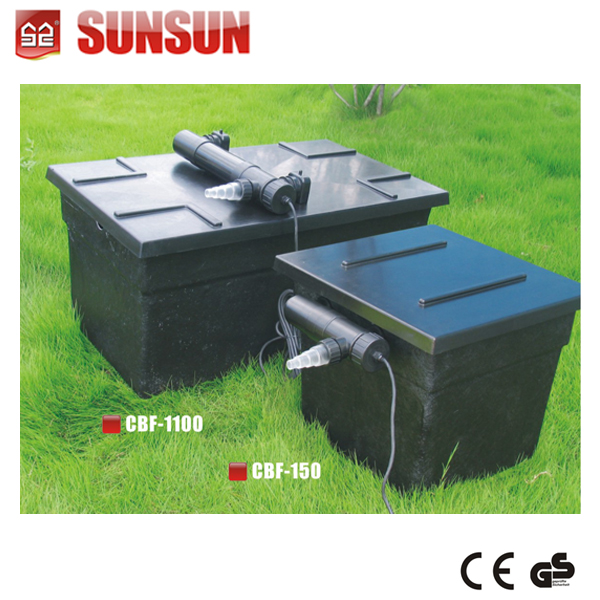 Aquaponics swimming pool filter for koi tank buy fish for Fish pond tanks for sale