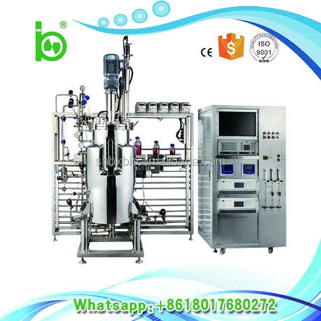 2017 hot new products industrial fermentor bioreactor for construction machinery