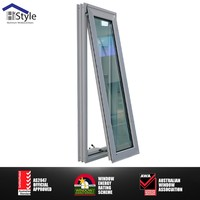 Double Glass Sound Insulation Window Australia