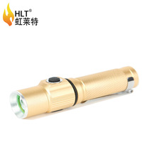 Wholesale Aluminum Alloy Portable Mini Torchlight With Clip