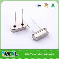 WTL HC49s 11.0592 mhz crystal 12pF +/-20ppm -20+70'C +/-20ppm China electronic Components