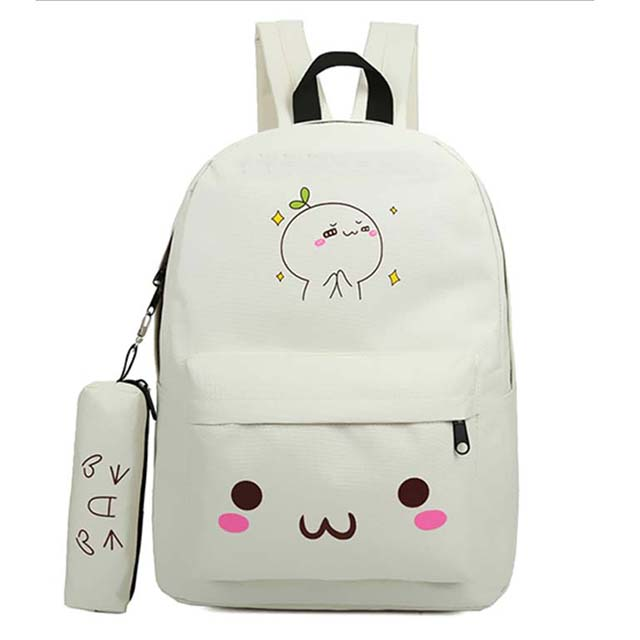 OEM Large Capacity Colorful Cute Fashion Child School Bag