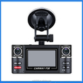 "2.7"" TFT LCD HD 1080P with Two Cameras Rotated Lens Car DVR Vehicle Digital Video Recorder Support Night Vision Function"
