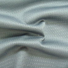 Warp knit micro mesh fabric for T-shirt polo shirt and clothing lining