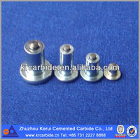 high quality carbide snow antiskid flat head car tire studs