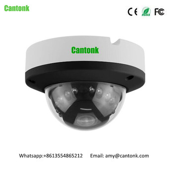 Cost effective H.265 2.0MP IP Camera Indoor Dome Wide Angle 2.8mm P2P RTSP with Hikvision Onvif Protocol
