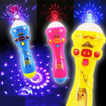 New Creative Children Cartoon Luminous Light-up Toys ,Safe and harmless Flash Stick Small Kids Gift Toys