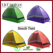 Hot Selling Automatic UV Protection Folding Portable Outdoor Camping Beach Tent