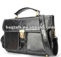 2012 Fashion Leather batik bag