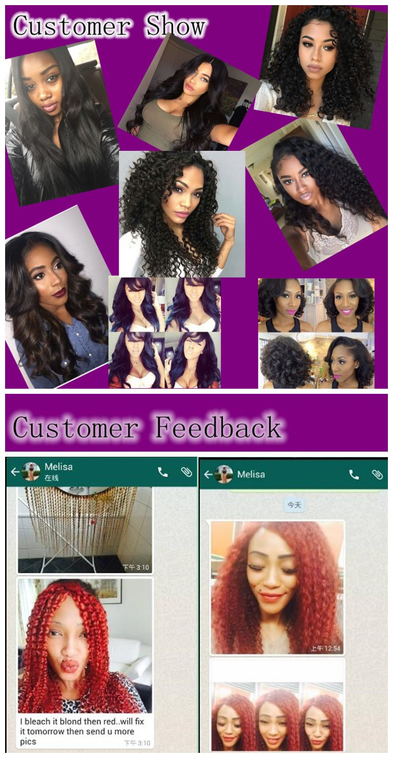 Feeling like factory price free sample hair bundles