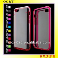 TPU+PC phone case for Apple Iphone 5C