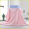 100 Polyester Softtextile Heavy Extra Thick Baby Fleece Blanket
