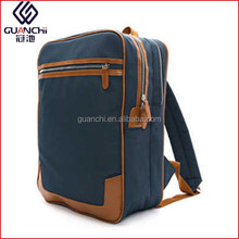 Waterproof Polyester Portable Reusable Korean Laptop Bags For Young Man