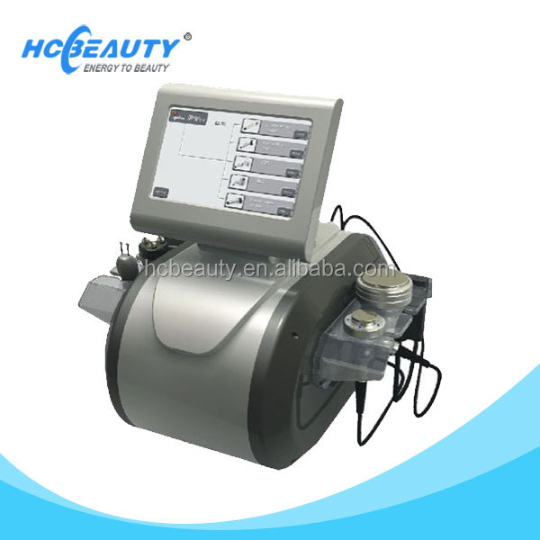Hot sale vacuum cavitation rf at home skin tightening machine