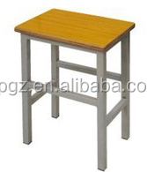 Stacking Wooden Student stool in Classroom And Library
