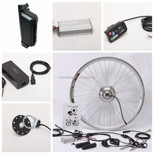 CE proved front hub/wheel electric bike kit with 250W/350W/500W/750W/1000W motor
