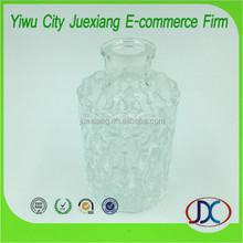 100ml round reed diffuser decorative glass bottles wholesale