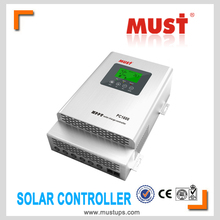 Must Solar Panel Charger Battery Controller Regulator MPPT 12V 60A Home Controller