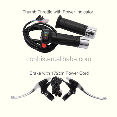 48V 1000W electric bike rear kit