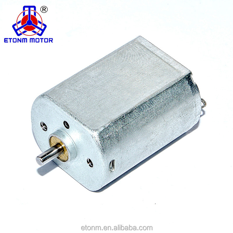 Permanent Magnet Brush Electric DC motor 24v 12v Motor 3v 6v