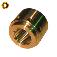 Custom CNC Brass Insert Nut CNC