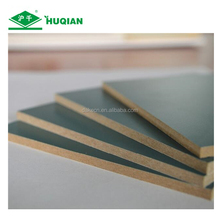 4x8 black melamine laminated mdf board