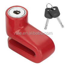 Motorcycle disc lock, motorcycle accessories