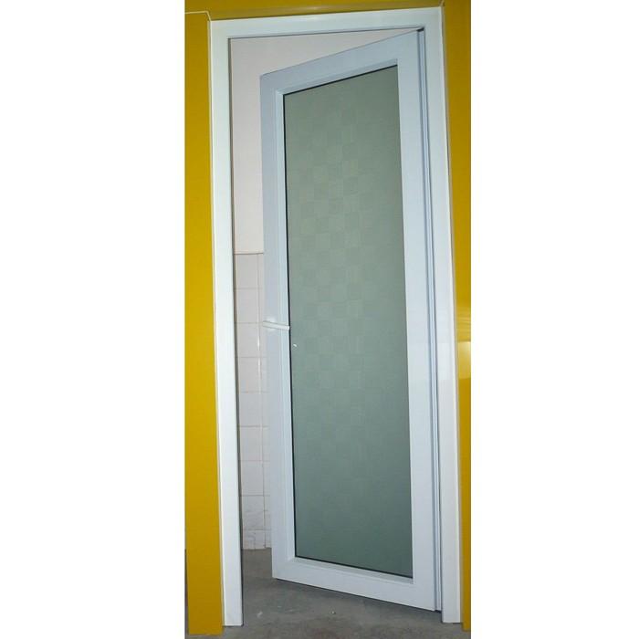 Foshan factory wholesale bathroom pvc doors price buy for Cheap pvc door