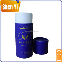 New design specialized custom printed tea box packaging