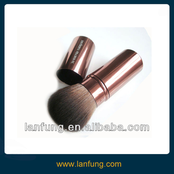 Retractable powder brush/Cosmetic brush/Makeup brush