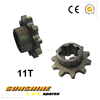 mini dirt bike parts mini dirt bike parts 11tooth teeth sprocket