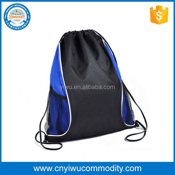 Wholesale Yiwu Sublimation Cotton Drawstring Shoe Bag