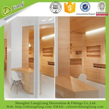 custom-made Wooden Mobile Store Design