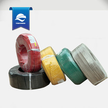 1.5mm 2mm 2.5mm 6mm flat or round electric wire in roll