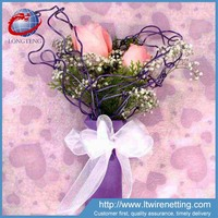 popular sale flower Floral Wire / Beaded Wire(factory)