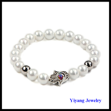 Fatima Hand Bracelet Cheap Pearl Burst section Jewelry