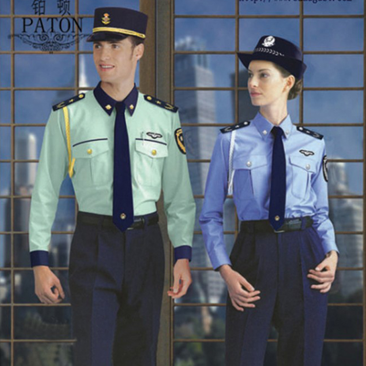 female security uniform design security guard dress/Uniform