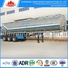 Best selling 3 axles 55M3 liquid asphalt bitumen tank trailer with heating system