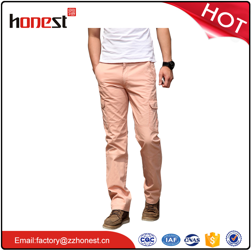 mens fashionable cargo trousers
