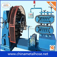 48 carrier steel wire braiding machine for flexible metal hose