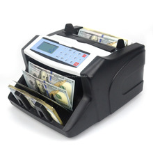 Indian Loose Note Counter Money Counting Machine Mix Value Currency Counter Counterfeit Detector Banknote Cash Machine